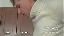 MMVFilms Old man sucking cum out of a teen her ...