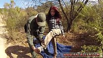 Belle noire blowjob first time Oficer of patrol agrees to help