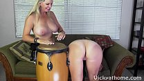 BONGOS and BEWBS?! Hot MILFS Vicky Vette & Char...