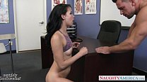 Small titted Alaina Kristar gets fucked
