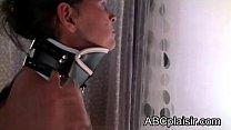 La minerve de posture BDSM