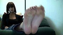 Erin Duval feet 2