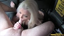 Busty blonde estate agent chick gets fucked in ...