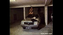 Julia Chanel masturbation in parking