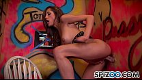 Chloe Amour First Glory Hole
