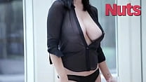 Sophie Howard Topless Photoshoot