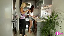 Lesbian Recipe with Brandy Smile and Jo (Monica...