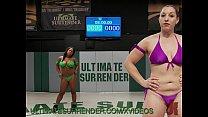 Hot Ebony Babe Gets Fucked in the Ring
