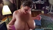 Tig's TittyFuck... w CUM!