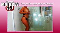 Gostosa no banho - Canal Maiores 18