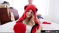 Real Hot Girl (lilly sapphire) Perfrom Amazing Sex movie-23
