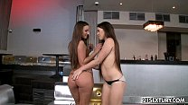 After Hours Fun - Tiffany Doll and Amirah Adara