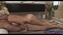 Mariah Madysinn gives amazing nuru massage