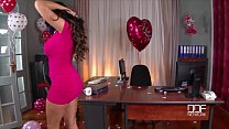 Big Titty Playboy beauty Charley Atwell is all ...