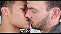 ManRoyale - Jason Maddox Pounds Horny Bottom Kevin Blaise