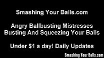 Squeezing and Kicking Your Balls