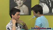 Cute twinks gay sex movies The gonzo sequence between Colby London