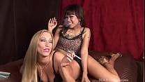 Cassie Young & Rae Malaya - Smoking Fetish at Dragginladies