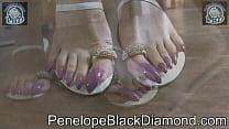 Penelope Black Diamond - BlowJob with gigantic sunglasses Preview