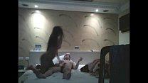 Morena gostosa do Dream Cam fodendo com um amigo no motel