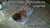 Selfbondage selfdouleurs 1 scénario plus 1 surp...