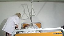 German old Grandpa seduce his young teen Nurse ...