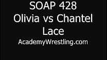 Olivia D'Angelo vs Chantel Lace