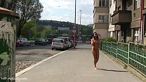 Angelica Kitten - Naked In Public Streets