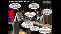 3D Comic: Six Gun Episode 1