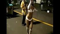 Barby gostosa de Cornelio Procopio dando show no carnaval