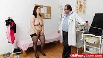 exam gyn ob matured Big-breasted