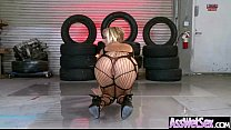 Amazing Anal Sex On Cam With Big Ass Oiled Girl (kate england) video-15