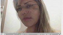 Liziane Sampaio twitcam 4 Miss BumBum
