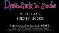 Mikaila's Sweaty Socks - http://www.clips4sale....