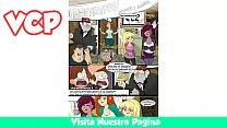 Comics XXX Gravity Falls Un Verano De Placer VC...