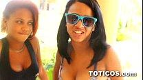 Toticos Sexy Dominican chicas black latina happ...