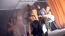 Wild student sex friends party on Friday 13th scene 3