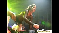 public porn shows on stage