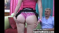 Kandi Milan Does Some Raw Squirting For Porno D...