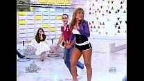 Sabrina Sato dança Domingo Legal