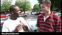 Muscled black gay boys humiliate white twinks hardcore 13