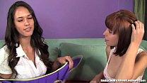 Teen Cheerleader Lesbian Seduction