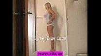 Allison Angel - Little Blue Lace