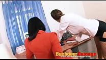 Office Orientation on Stracy