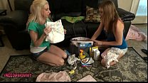 More ABDL adult baby mommies infantilism shrinking you diapers