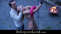 Sexy Beauties Punished Together In Bondage Porn