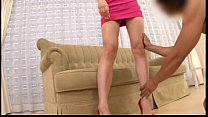 long leg stocking asian got fucked hard FULL HD...
