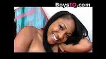 Adina Jewel sucks a dick - free porn video