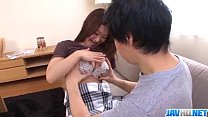 Marin Koyanagi deals dick in smashing porn scenes