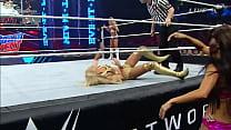 WWE Rose Madeson shorts Pulled